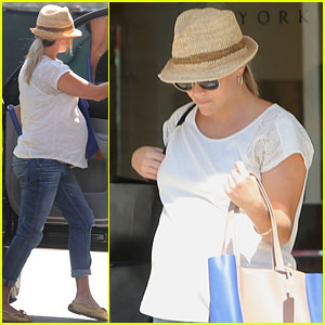Reese Witherspoon: Due Any Day Now!
