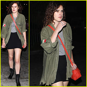 Rumer Willis: Watch 'The New Normal' Pilot!