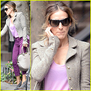 Sarah Jessica Parker: 'Glee' Debut Tonight!