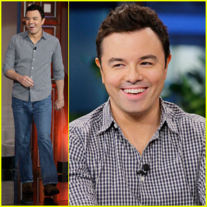 Seth MacFarlane: 'Tonight Show with Jay Leno' Appearance!