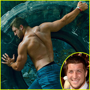 Tim Tebow: Shirtless 'Vogue' Feature!