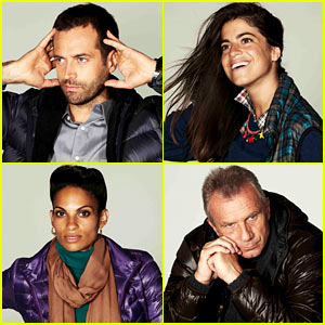 Benjamin Millepied & Joe Montana: Uniqlo's People Campaign!