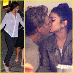 Vanessa Hudgens & Austin Butler: Venice Kisses!