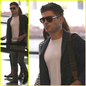 Zac Efron: Goodbye, Los Angeles!