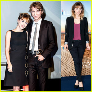 Zoe Kazan & Paul Dano: 'Ruby Sparks' Goes to Deauville!