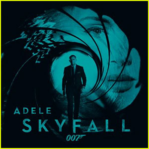 Adele: 'Skyfall' Cover Artwork & Release Date Revealed!