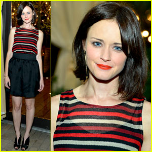 Alexis Bledel: Beckley By Melissa Collection Party!