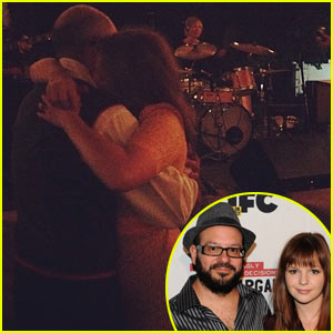 Amber Tamblyn & David Cross: Just Married!