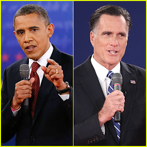 Watch Town Hall Debate with Barack Obama &#038; Mitt Romney