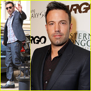 Ben Affleck: 'Argo' Chartiy Screening!