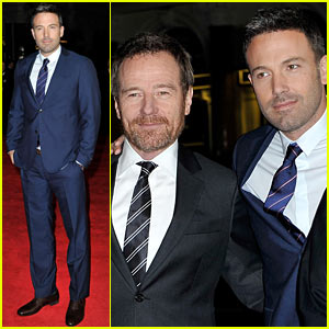 Ben Affleck: 'Argo' London Premiere!
