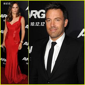 Ben Affleck & Jennifer Garner: 'Argo' Premiere!