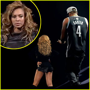 Beyonce & Jay-Z: Barclays Center Performance - Watch Now!