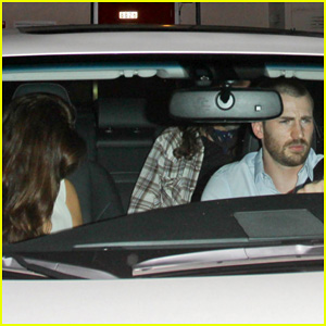 Chris Evans &#038; Minka Kelly: Back Together!