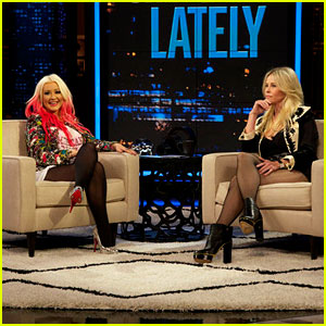 Christina Aguilera: 'I Don't Like to Wear Underwear'