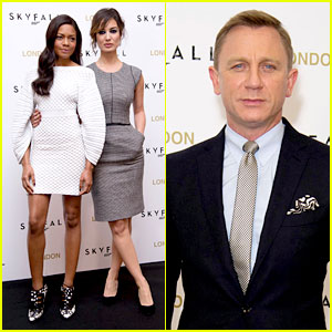 Daniel Craig: 'Skyfall' London Photo Call!