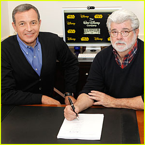 Disney Aquires George Lucas' Lucasfilms for $4 Billion!