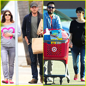 Drew Barrymore &#038; Will Kopelman: Post-Baby Lunch!