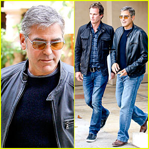George Clooney: $58,000 Lunch Date for Charity!