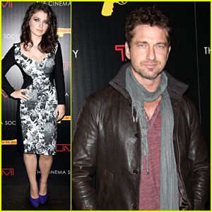 Gerard Butler &#038; Eve Hewson: 'This Must Be the Place' Screening!