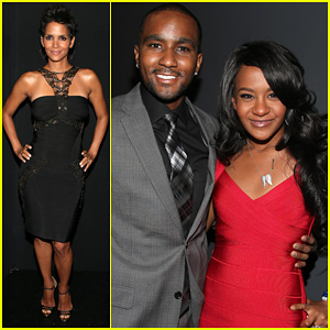 Halle Berry & Bobbi Kristina: Whitney Houston Tribute!