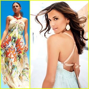 Jana Kramer Photo Shoot - JustJared.com Exclusive!