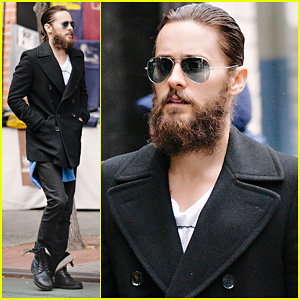 Jared Leto: I Haven't Always Been the Most Confident