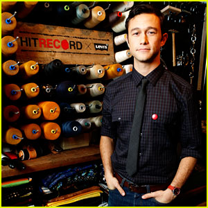 Joseph Gordon-Levitt Launches hitRECord & Levi's Partnership