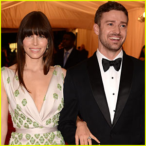 Jessica Biel & Justin Timberlake: Just Married!