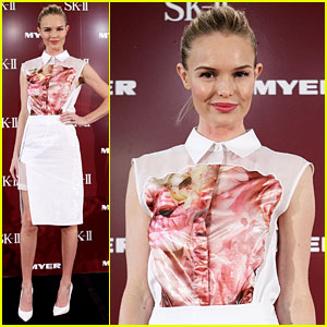 Kate Bosworth: SK-II Event at Myer Sydney City!