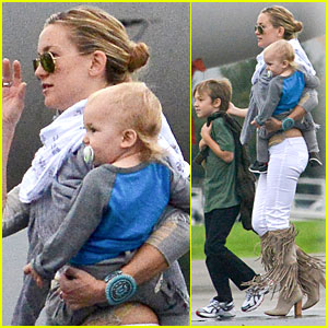 Kate Hudson: 'Born to Be King' Star!