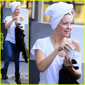 Kate Hudson: 'Clear History' Pick Up