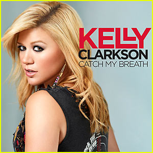 Kelly Clarkson's New Single: 'Catch My Breath'!