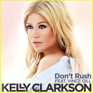 Kelly Clarkson: 'Don't Rush' Feat. Vince Gill - Listen Now!