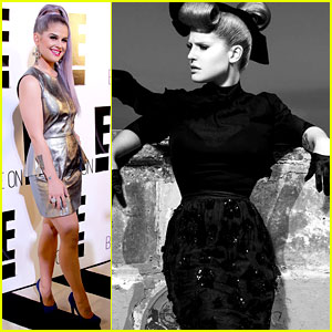 Kelly Osbourne Covers 'Fault' Magazine Fall 2012