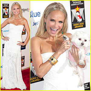 Kristin Chenoweth: Hero Dog Awards!