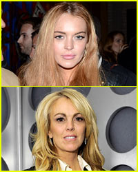 Lindsay & Dina Lohan: 911 Called After Huge Fight