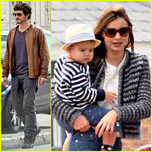 Miranda Kerr & Orlando Bloom: Cape Town Couple!