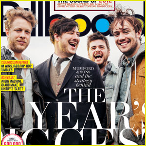 Mumford & Sons Cover 'Billboard' Magazine