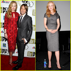 Nicole Kidman & Keith Urban: New York Film Festival Gala!