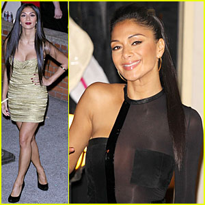 Nicole Scherzinger: 'X Factor' With Verne Troyer!