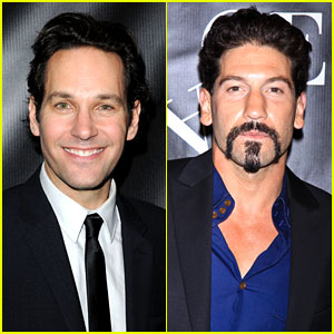 Paul Rudd & Jon Bernthal: 'Grace' Opening Night!