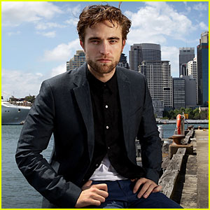 Robert Pattinson: 'Twilight Saga: Breaking Dawn - Part 2' Photo Call in Australia!