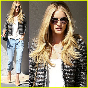 Rosie Huntington-Whiteley: 'Dre