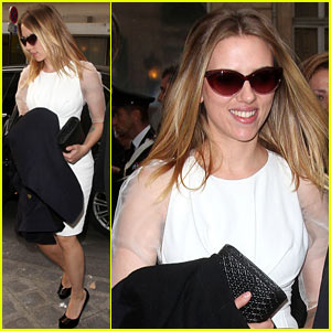 Scarlett Johansson: Tod's Signature Collection Celebration!