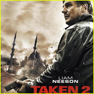 'Taken 2' Tops Weekend Box Office