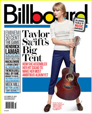 Taylor Swift: 'Billboard' Magazine Cover Girl!
