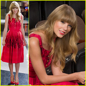 Taylor Swift: 'Red' Target Commercial - Watch Now!