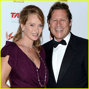 Uma Thurman Reveals Daughter's Super Long Full Name