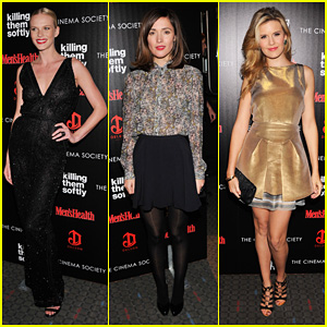 Anne V & Rose Byrne: 'Killing Them Softly' Premiere!